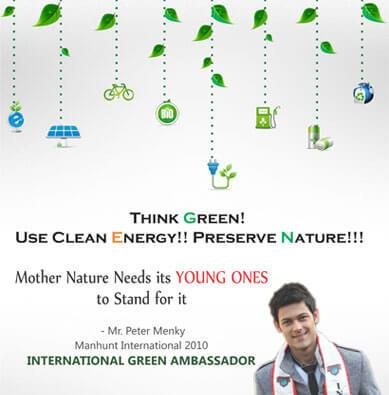 International Green Ambassador | TGIIF